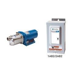 Goulds Water / Xylem - 2AB22HM1F5E0 - Goulds Pump Model 2AB22HM1F5E0 Aqua Boost II Booster