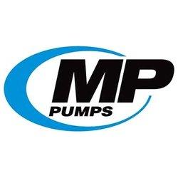 MP Pumps - 35709 - MP Pump Repair Part 35709, GASKET:FM40 SUC/DIS CORK/BUNA