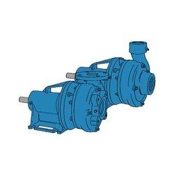 Burks / Crane - 4GNA6-1-1/2-AB - Burks 4GNA6-1-1/2-AB Centrifugal Pump, Close Coupled
