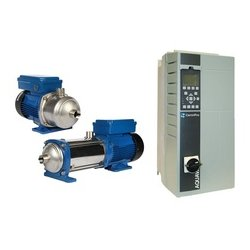Goulds Water / Xylem - 5AVN110HM04 - Stainless Steel 5 HP Constant Pressure Booster System, 1 Phase, 230 Voltage