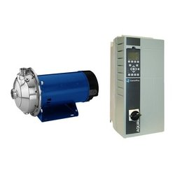 Goulds Water / Xylem - 5AVN12MS1J2K2 - Stainless Steel 5 HP Constant Pressure Booster System, 1 Phase, 230 Voltage