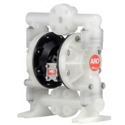 Ingersoll-Rand - 6661A3-3EB-C - ARO Pumps 6661A3-3EB-C Diaphragm Pump, 1 Non-Metallic
