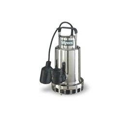 Pentair - DS50P1 - Myers Pumps DS50P1 Submersible Sump Pump, 1/2 HP, 115