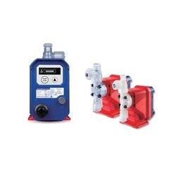 Walchem / Iwaki - EJ-B11VFUR - Walchem EJ-B11VFUR, Metering Pump, 0.5 GPH, 3/8