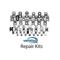 Yamada - K45-AM - NDP-40/50 AIR MOTOR RESEAL KIT, (2) 640020 O'Ring