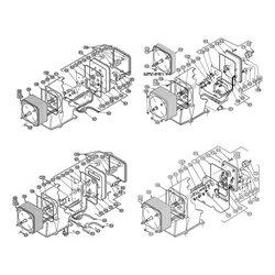 Pulsafeeder - L0601600-000 - Contol Panel, CONT PNL, FUSED HSG#3
