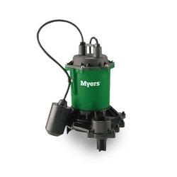 Pentair - ME40MC-11-CI - Myers Pumps ME40MC-11-CI Solids Handling Effluent Pump