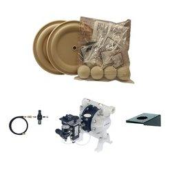Ingersoll-Rand - PD05P-AAS-STT - ARO Pumps PD05P-AAS-STT, DIAP PUMP 1/2' ALUM | IR Ingersoll