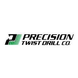 Precision Twist Drill - 1-012A-0600 - PTD Wire Gauge Cobalt Jobbers Drills - HSS, Right Hand