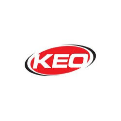 KEO Cutters / TSPC - 1-159A-53504 - KEO ZErO Flute M35 Cobalt Countersinks and Deburring Tools