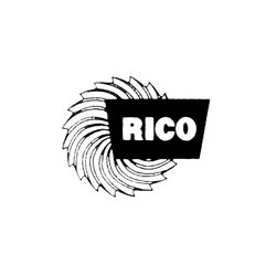HTC Tool-Cutter - 1-160A-91053 - Rico Six Flute HSS Chatterless Countersinks