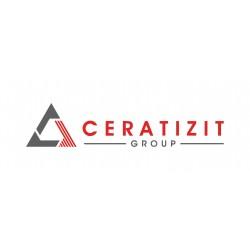 Ceratizit - 1-2444-8030 - CERATIZIT Style CNMG Carbide Inserts - Grade NP1000 COATED