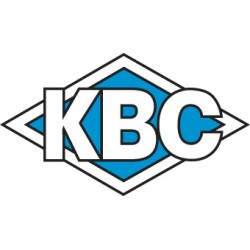 KBC Tools - 1-332-134 - KBC Multiple Flute M-42 8% Cobalt Long Length Ball End Center Cutting Single End Mills