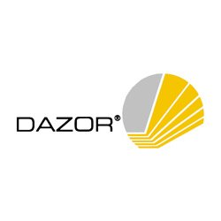 Dazor - 1-541-SL25RS - Saturn LED Task Light