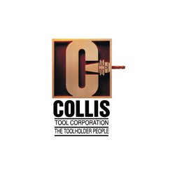 Collis Tool - 1-543-75484 - CAT 40 V-Flange ER Collet Chucks
