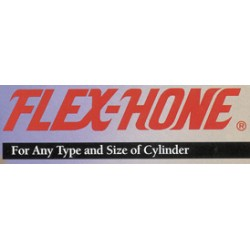 Brush Research - 1-610FH-017 - Flex-Hone Silicon Carbide Abrasive Hones for Brake Cylinders, Hydraulics, Valve Guides