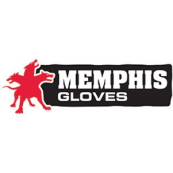 MCR Safety - 1-700-117L - Memphis Powdered SensaGuard Disposable Vinyl Gloves