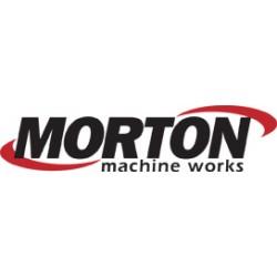 Alvord / Polk Tool - AH308 - Morton Adjustable Clamping Levers with Stud - Plastic Handle