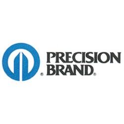 Precision Brand - 1-919-080 - Threaded Rod - Metric Plain Oil Finish