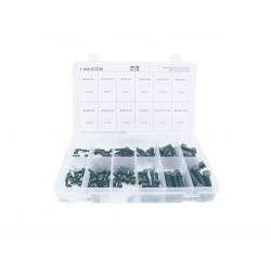 Small Parts - 1-928-KSC99 - 170 Pc. Socket Cap Screw Assortment Set