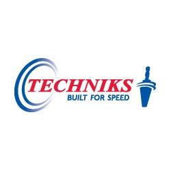 Techniks - 7-520-3260050 - Techniks CAT 50 V-Flange Tension/ Compression Tap Holders