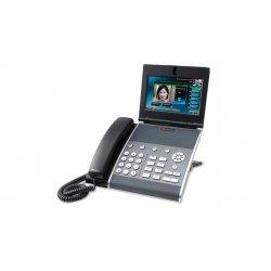 Polycom - 2200-18064-025 - Polycom VVX 1500 D IP Phone - Cable - Desktop - 6 x Total Line - VoIP - USB - PoE Ports