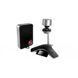 Polycom - 2200-63880-001 - Polycom CX5500 Unified Conference Station - 30 fps x Network (RJ-45) - USB - Gigabit Ethernet - Internal Speaker(s) - Internal Microphone(s)