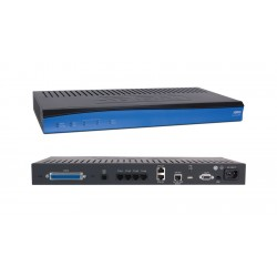 Adtran - 4243908F1 - Adtran Total Access 908e VoIP Gateway - 3 x RJ-45 - 8 x FXS - USB - Gigabit Ethernet - 1U High