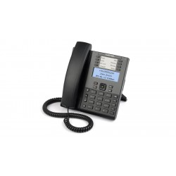 Mitel Networks - 50006816 - Aastra 6865 - 9-Line SIP Desktop Phone with 3.4 Backlit Display - Does Not Include Power Supply