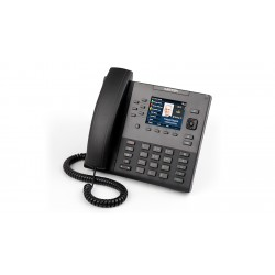 Mitel Networks - 50006817 - Aastra 6867 - 9-Line SIP Desktop Phone with 3.5 QVGA Color Display - Does Not Include Power Supply