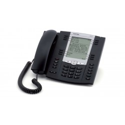 Mitel Networks - A6737-0131-1001_AC - 6737 HD Audio and GigE in an Advanced Featured, Expandable IP Phone -Includes Power Supply