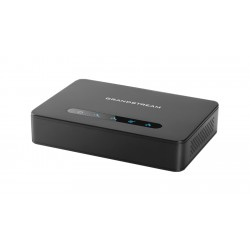 Grandstream - HT812-EXTW - HandyTone 812 (HT812) 2-port ATA with Gigabit NAT Router - Includes Extended Warranty