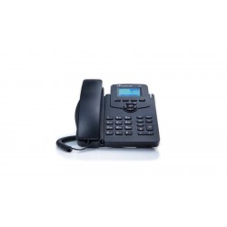 AudioCodes - IP405HDEPSG - 405 IP-Phone with GbE and PoE - Includes Power Supply