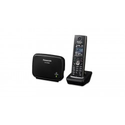 Panasonic - KX-TGP600 - TGP600 Smart IP Wireless Phone System - Includes One TPA60 Cordless Handset and DECT Base