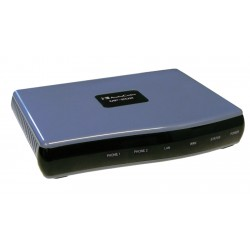 AudioCodes - MP202R/2S/SIP/CER/PS - MediaPack 202R VoIP Telephone Adapter includes PacketSmart Probe - Supports Certificates