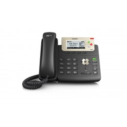 Yealink - SIP-T23G_AC - Enterprise HD IP Phone SIP-T23G (with PoE) - Includes Power Supply