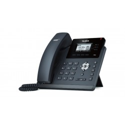 Yealink - SIP-T40G_AC - SIP-T40G IP Phone (with PoE) - Includes Power Supply