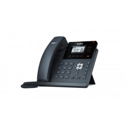 Yealink - SIP-T40P_AC - SIP-T40P IP Phone (with PoE) - Includes Power Supply