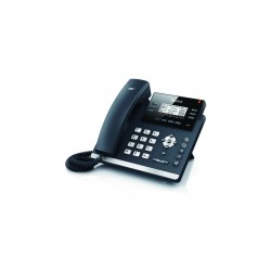 Yealink - SIP-T41S_AC - SIP-T41S IP Phone (PoE) - With Power Supply