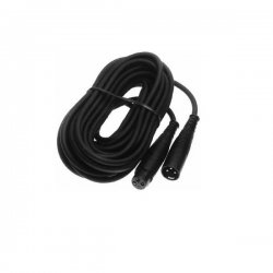 Calrad - 10-95-1 - Calrad 10-95-1 Microphone Cable Male to Female XLR 1 ft.