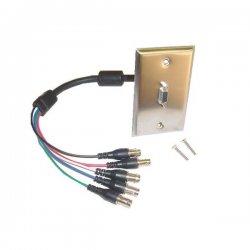 Calrad - 55-622 - Calrad HD/VGA Breakout Plate