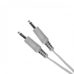 Calrad - 55942 - Calrad Electronics 55-942 Audio Cable w- 3.5mm Mono Plug Each End 10'