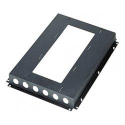 Middle Atlantic Products - BSMRK36 - Middle Atlantic Products Inner Platform Base - Steel - Black