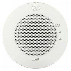 CyberData - 011104 - CyberData - 10 W PMPO Speaker - Gray White - 96 dB Sensitivity - Ceiling Mountable