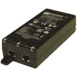 CyberData - 011124 - CyberData Power over Ethernet Injector - 10/100Base-TX Input Port(s) - 10/100Base-TX Output Port(s) - 25 W
