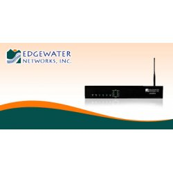Edgewater Networks - 250W-100-0005 - Edgewater 250W EdgeMarc 5 Enterprise Session Border Contoller - 9 x RJ-45 - 4 x FXS - 1 x FXO - USB - Gigabit Ethernet - ADSL2+ - Wireless LAN - IEEE 802.11n - Desktop