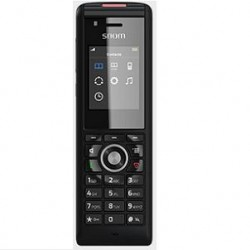 snom - 4189 - Snom Ruggedized DECT Handset - Cordless - DECT - 2 Screen Size - Headset Port - 17 Hour Battery Talk Time
