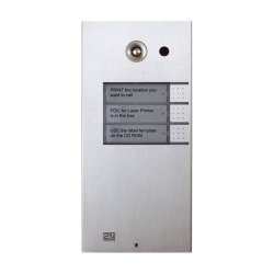 2N Telecommunications - 9135130E - 2N Helios 3 x single button