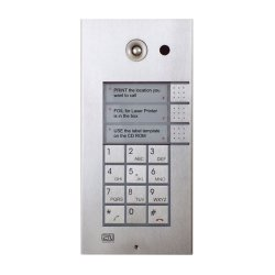 2N Telecommunications - 9135130KE - 2N Helios 3 x single button + keypad