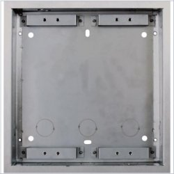 2N Telecommunications - 9135352E - 2N Helios flush fixed box for 2 modules